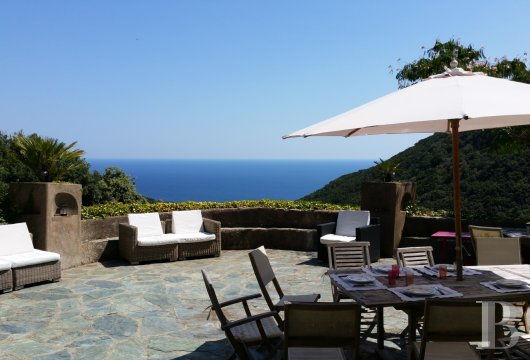 fA slice of Corsica to share with family and friends  on the hills of Bastia in San Martino di Lota - photo  n°2