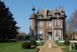 Manors for sale - upper-normandy - Anglo-Norman-style manor house in Upper Normandy