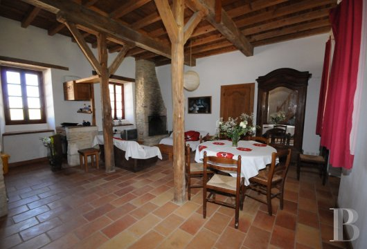 property for sale France midi pyrenees residences historic - 14
