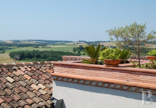 mansion houses for sale France midi pyrenees gers house - 18