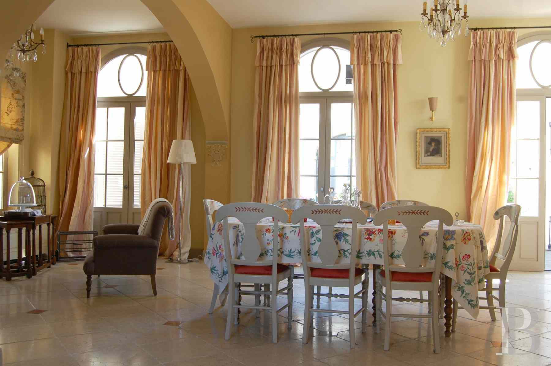 mansion houses for sale France midi pyrenees gers house - 10 zoom