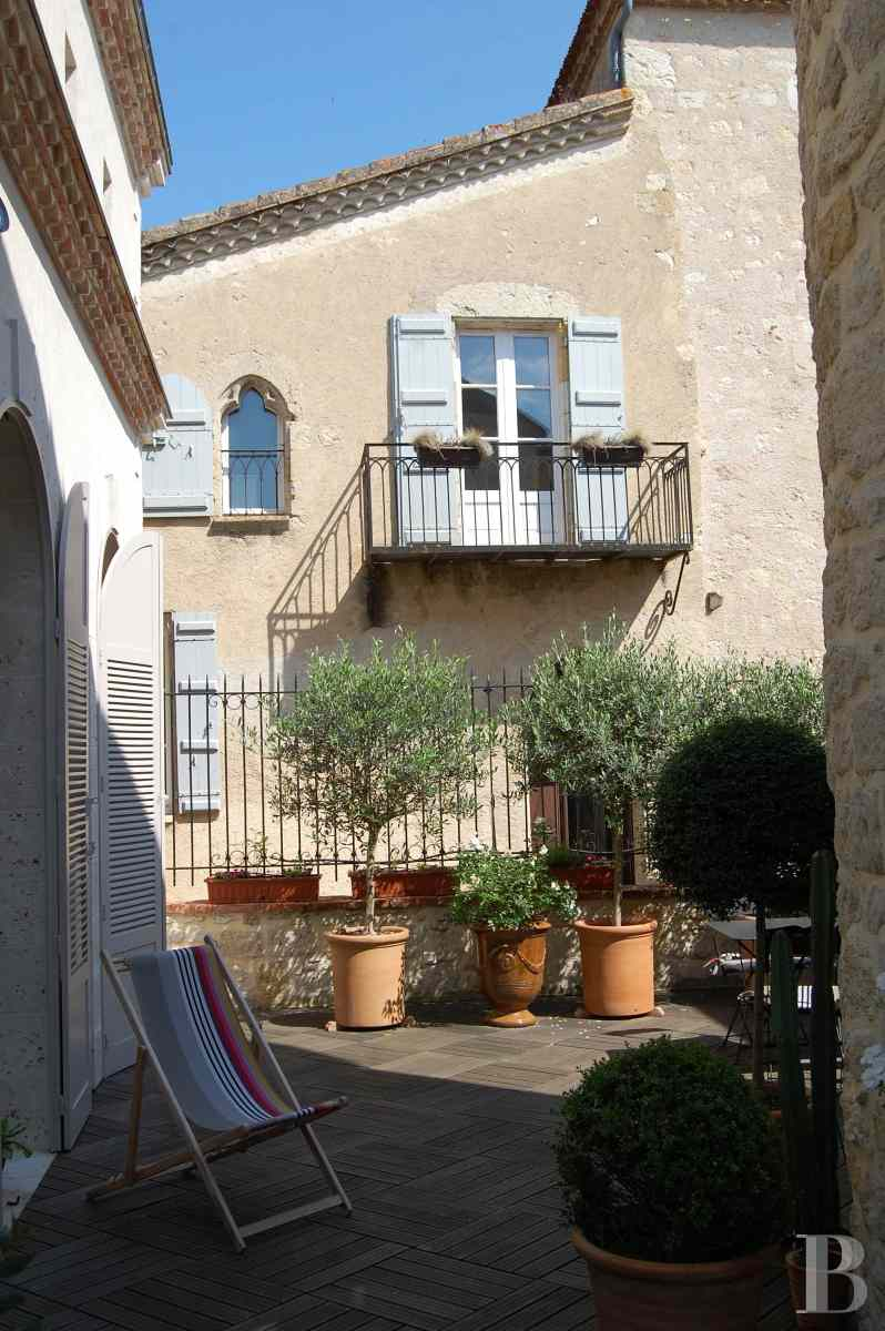 mansion houses for sale France midi pyrenees gers house - 3 zoom