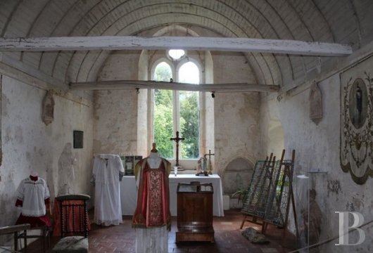 monastery for sale France lower normandy   - 8