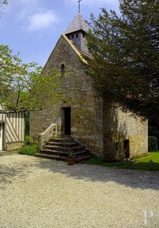 monastery for sale France lower normandy   - 9