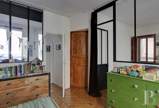 appartments for sale paris 4 roomed - 4