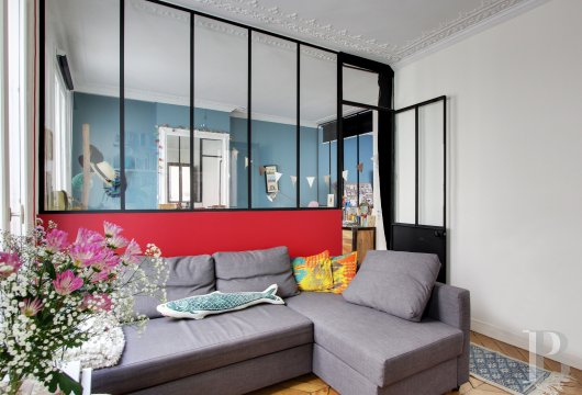 appartments for sale paris 4 roomed - 6