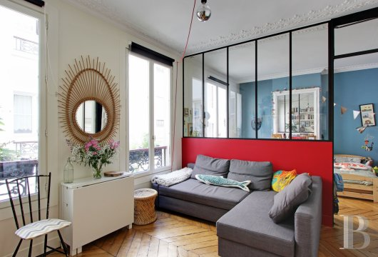 appartments for sale paris 4 roomed - 9