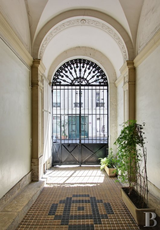 appartments for sale paris 4 roomed - 10