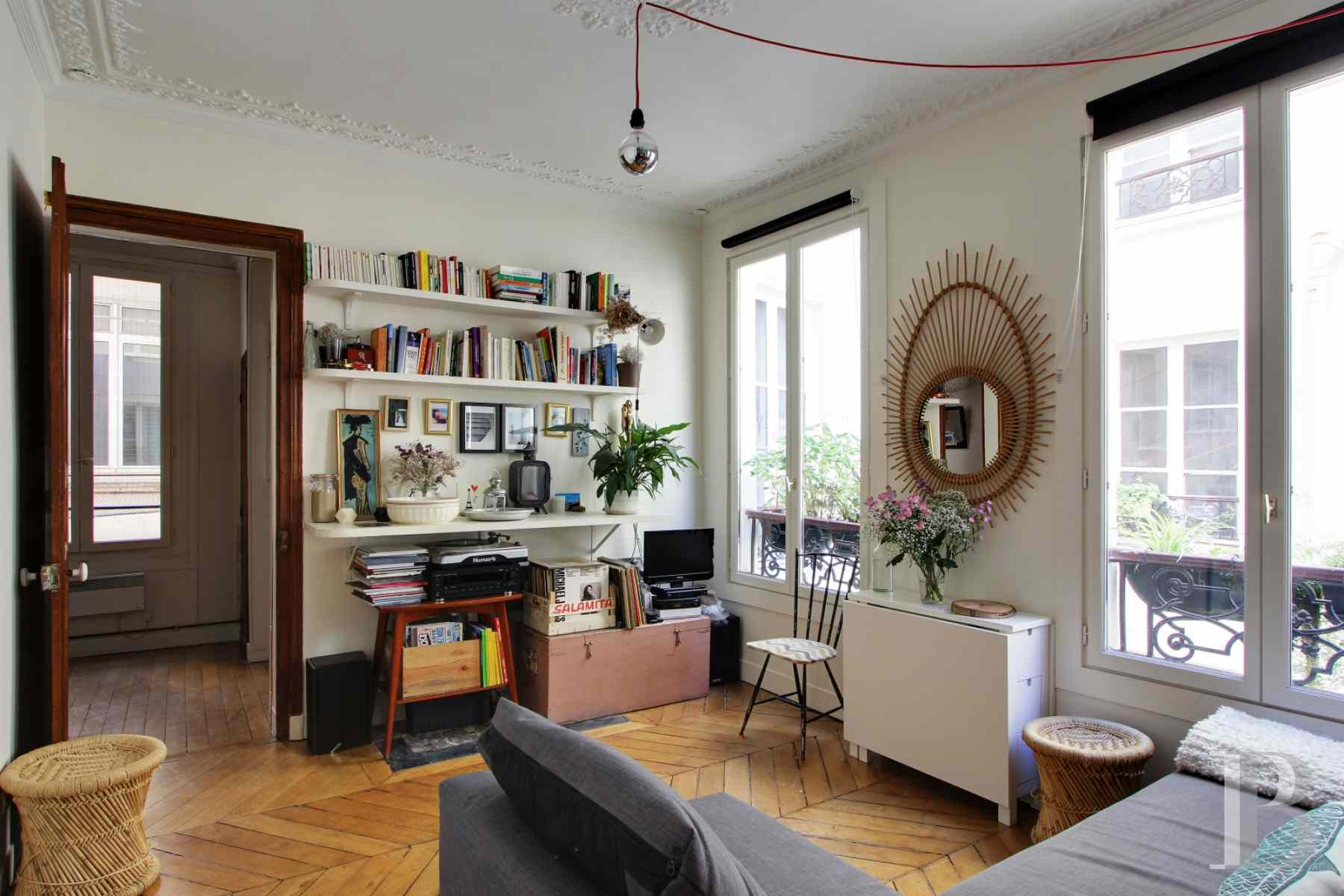 appartments for sale paris 4 roomed - 1 zoom