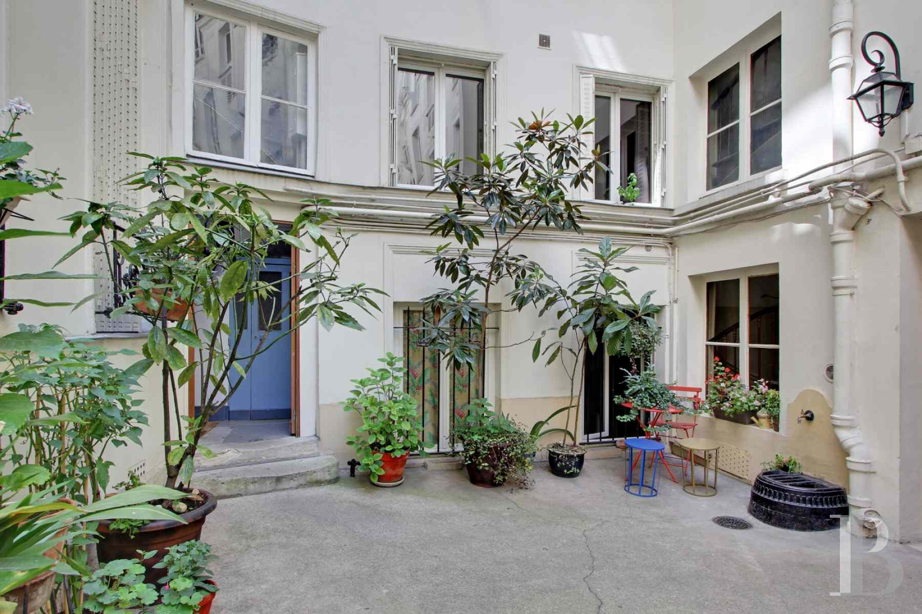 appartments for sale paris 4 roomed - 12 zoom