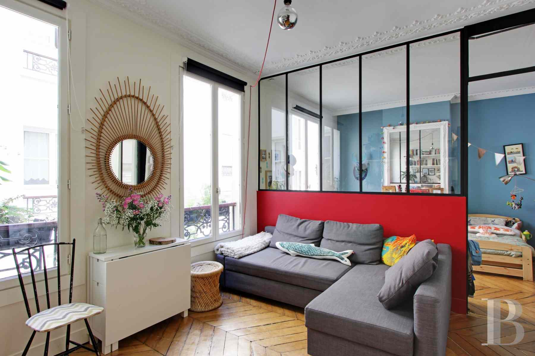 appartments for sale paris 4 roomed - 9 zoom