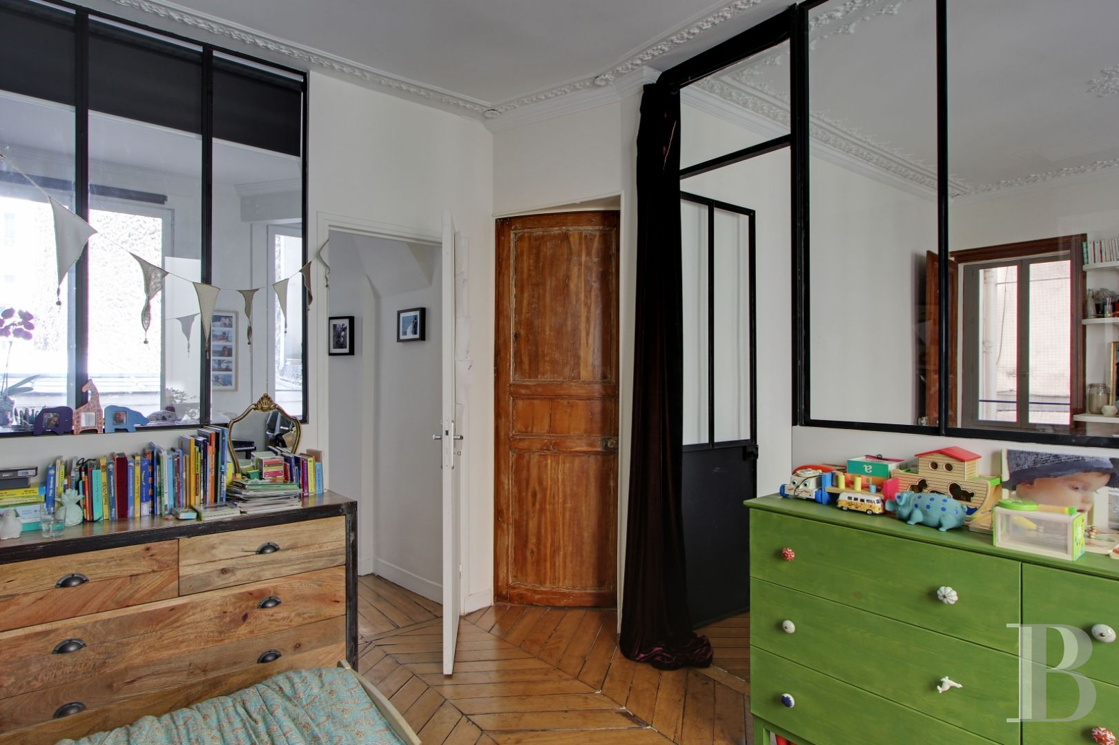 appartments for sale paris 4 roomed - 4 zoom