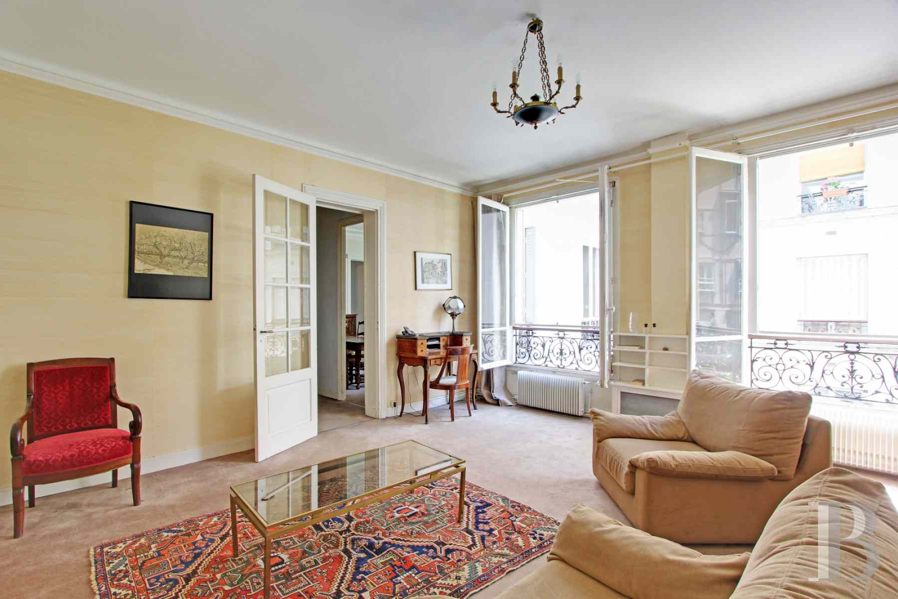 appartments for sale paris 3 bedrooms - 1 zoom