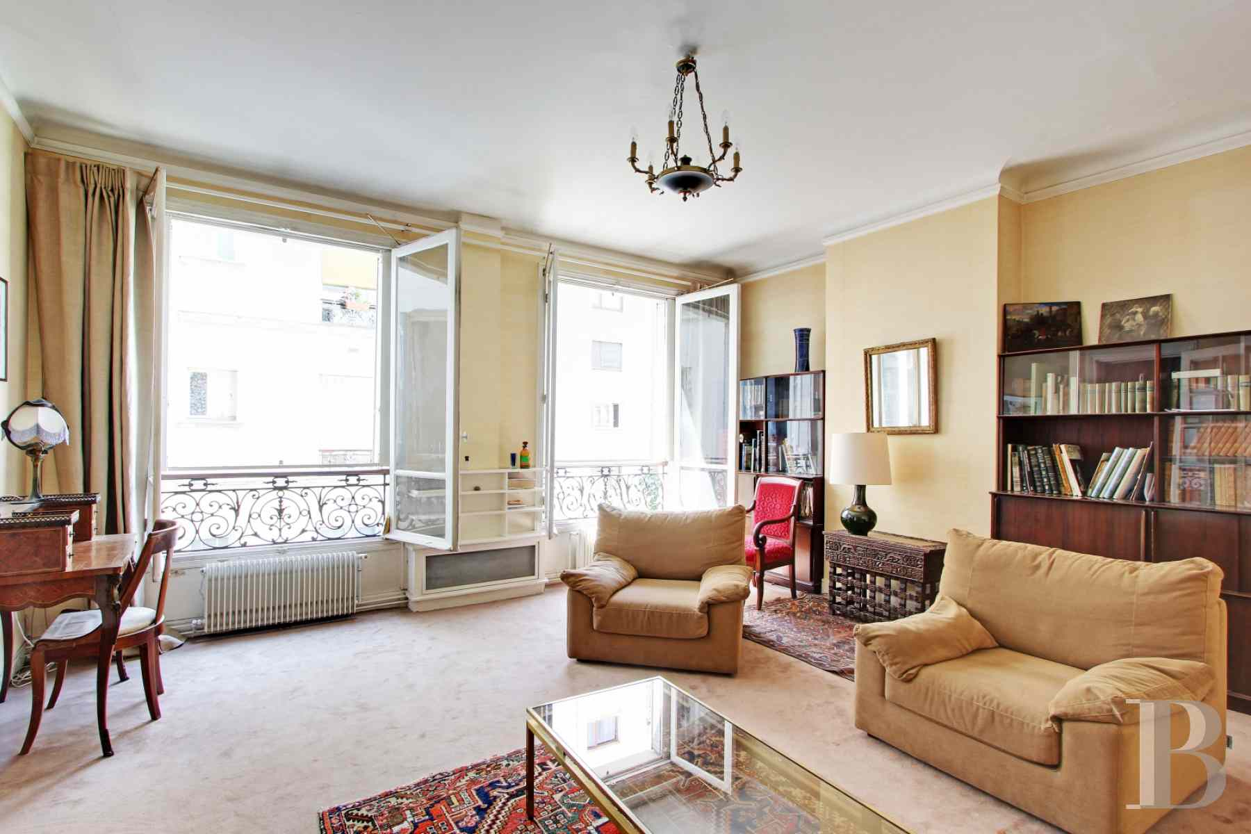 appartments for sale paris 3 bedrooms - 4 zoom