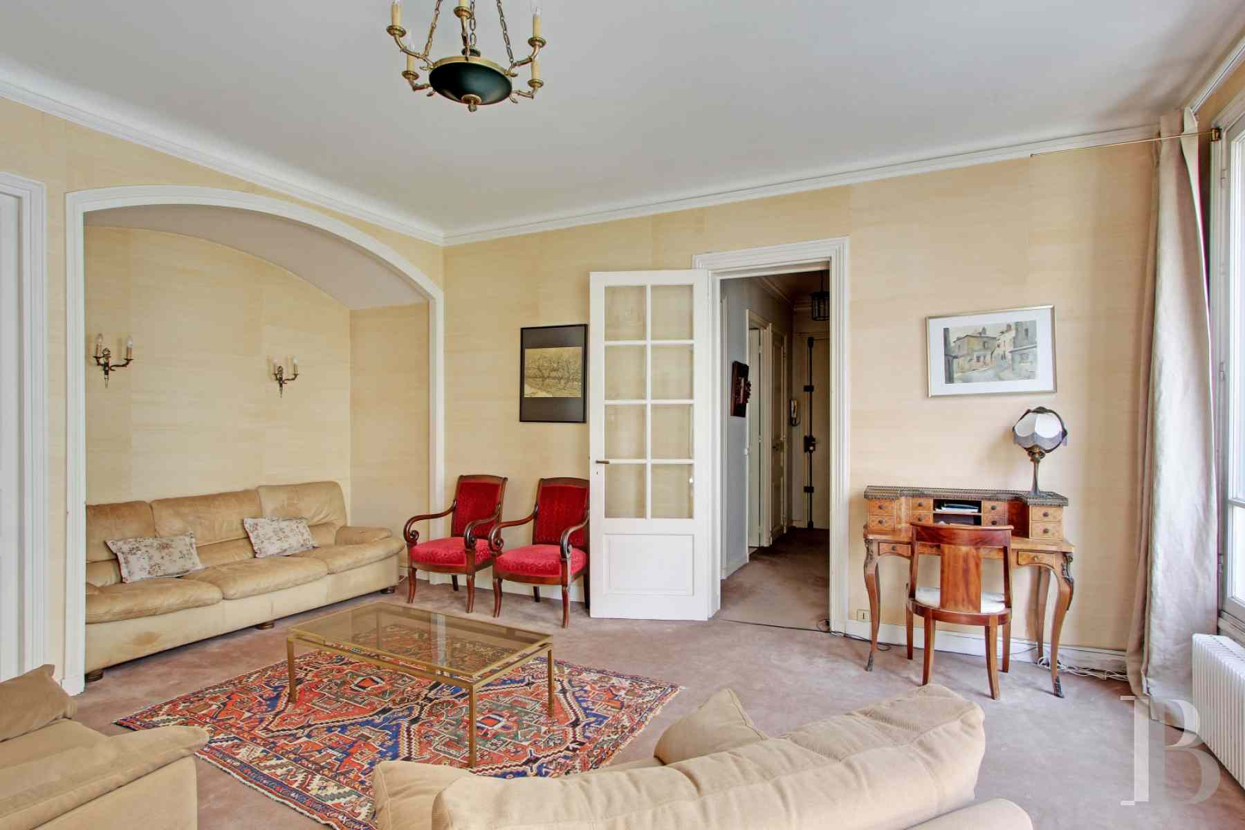 appartments for sale paris 3 bedrooms - 6 zoom