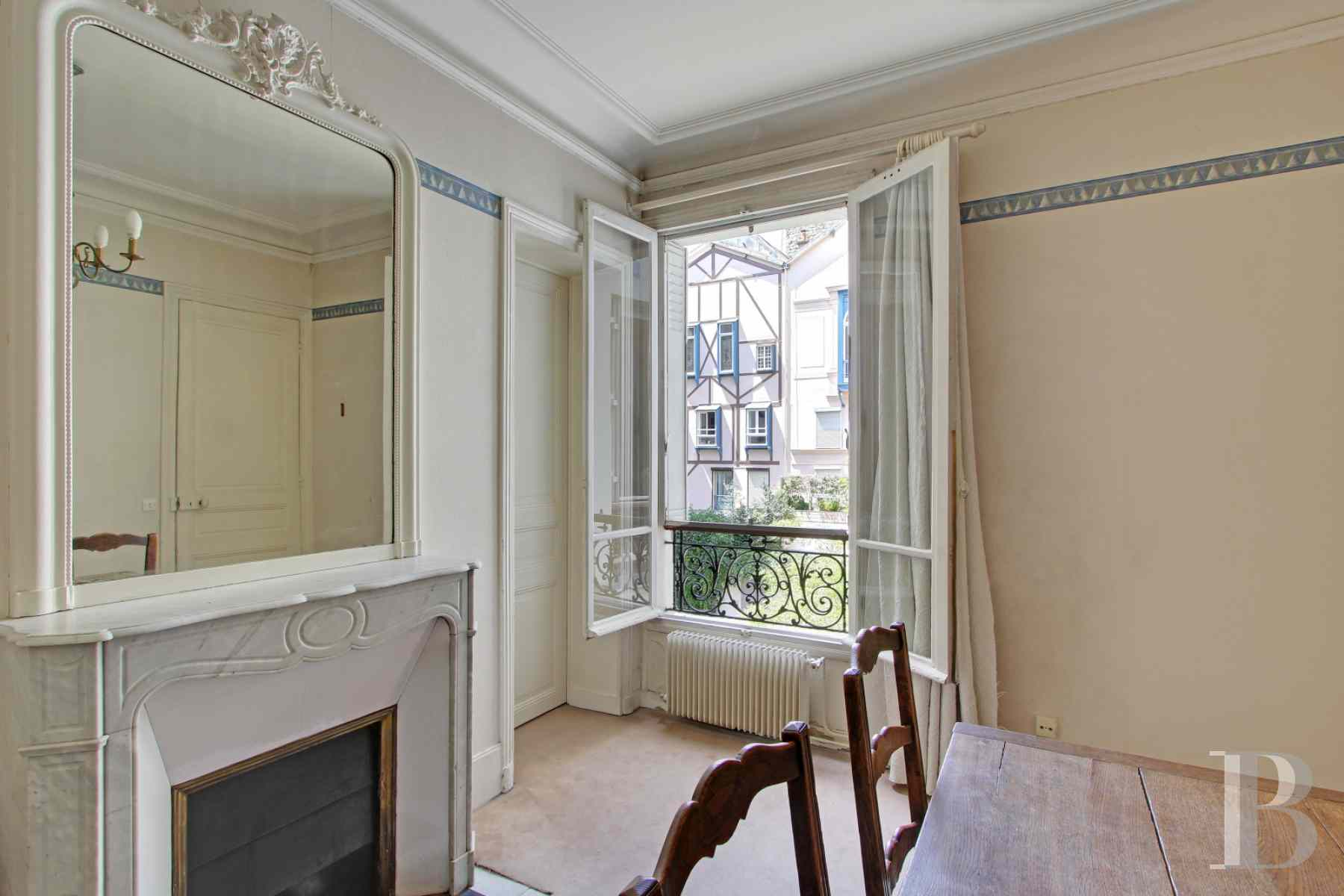 appartments for sale paris 3 bedrooms - 7 zoom