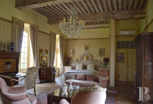 chateaux for sale France rhones alps roanne region - 12