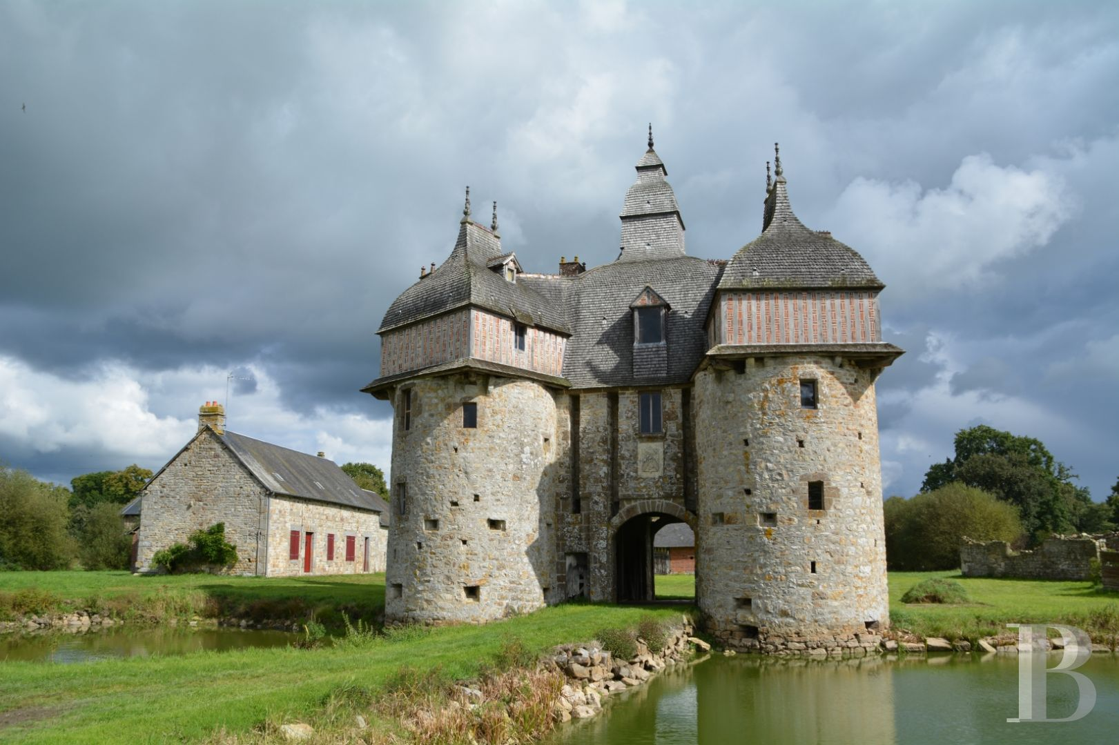 France mansions for sale lower normandy manors historic - 1 zoom
