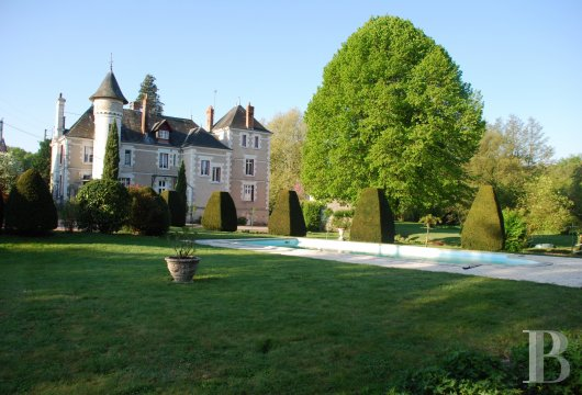 mills for sale France center val de loire parkland swimming - 5