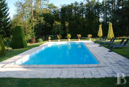 mills for sale France center val de loire parkland swimming - 7