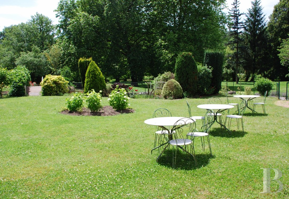 mills for sale France center val de loire parkland swimming - 6