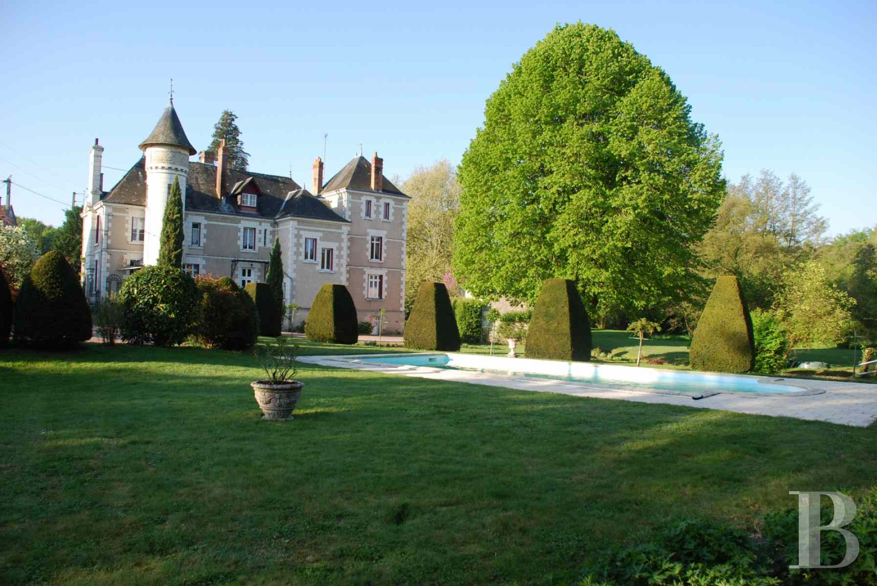mills for sale France center val de loire parkland swimming - 5 zoom