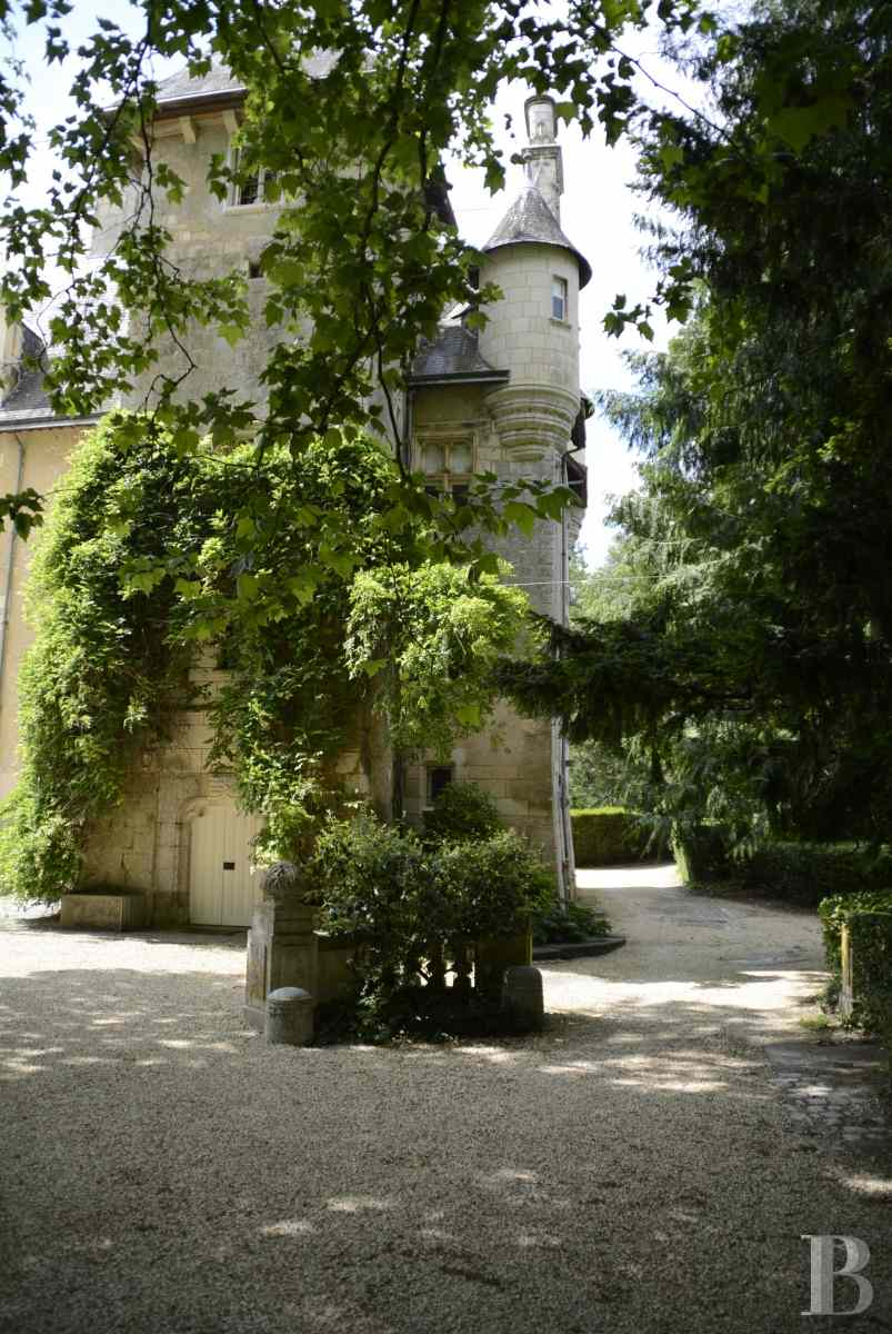 chateaux for sale France poitou charentes poitiers medieval - 2 zoom