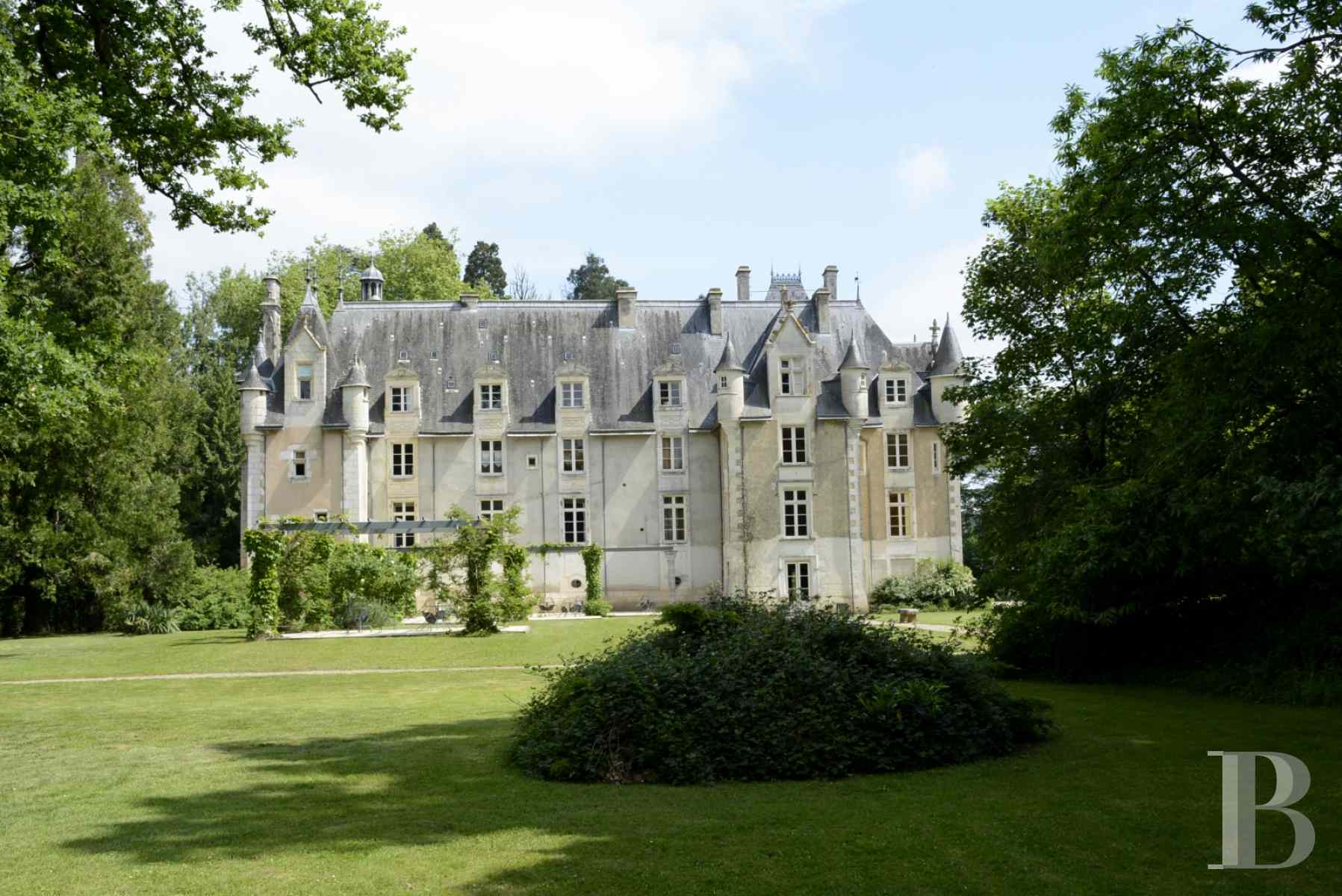 chateaux for sale France poitou charentes poitiers medieval - 3 zoom