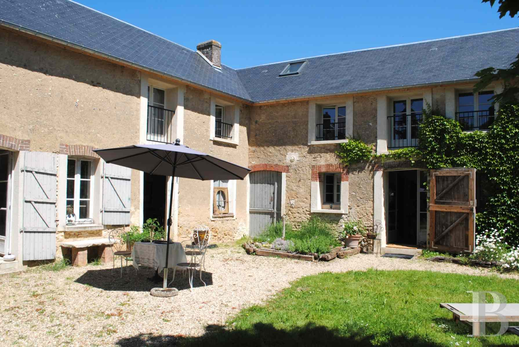 property for sale France upper normandy 18th century - 1 zoom