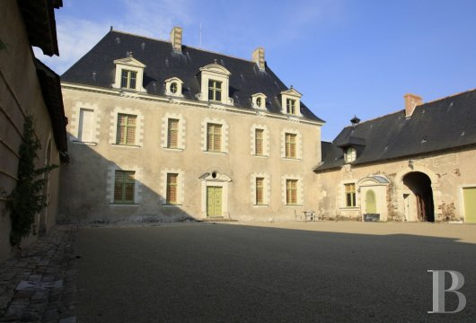 France mansions for sale pays de loire   - 2