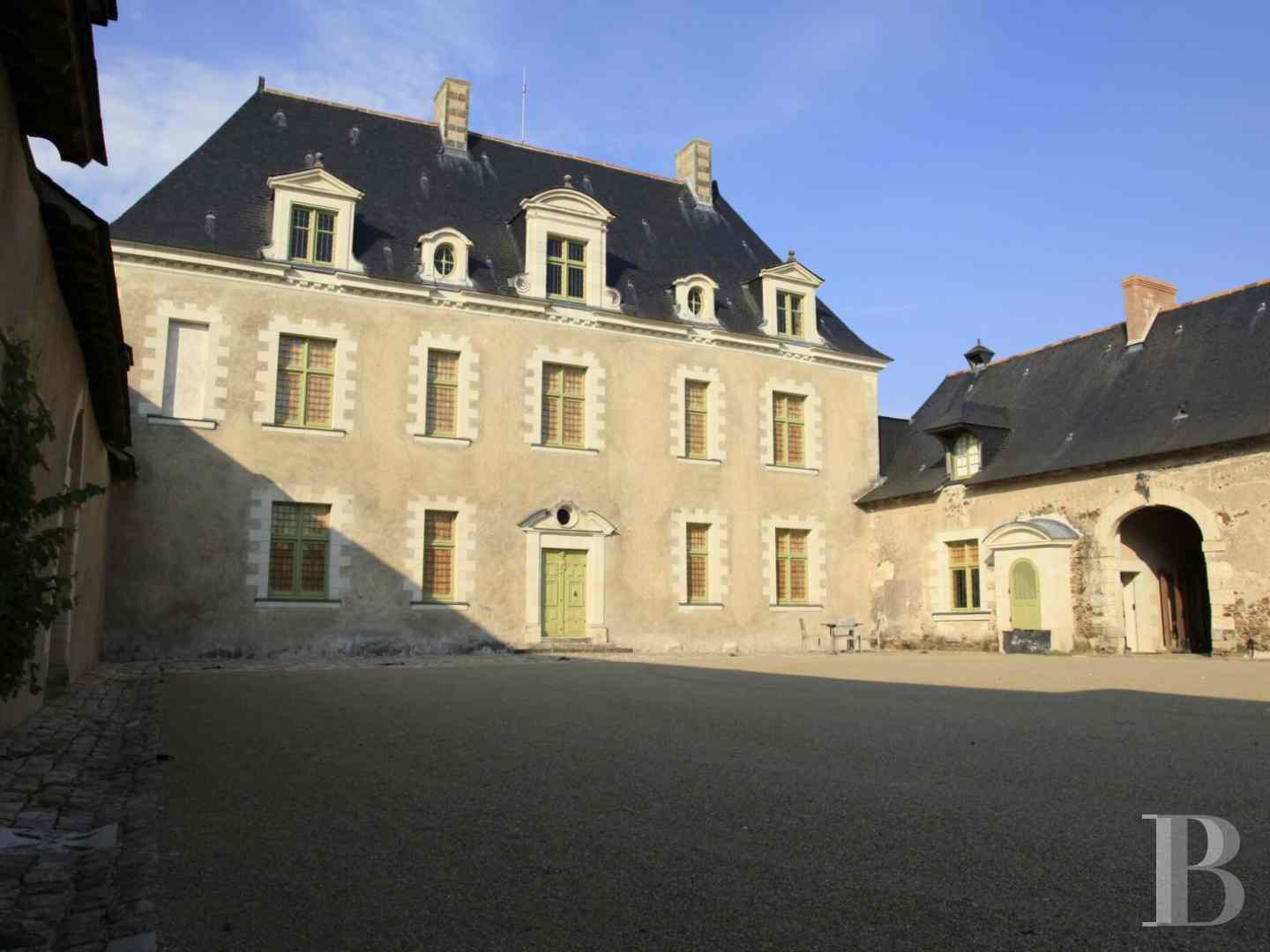 France mansions for sale pays de loire manors historic - 2 zoom