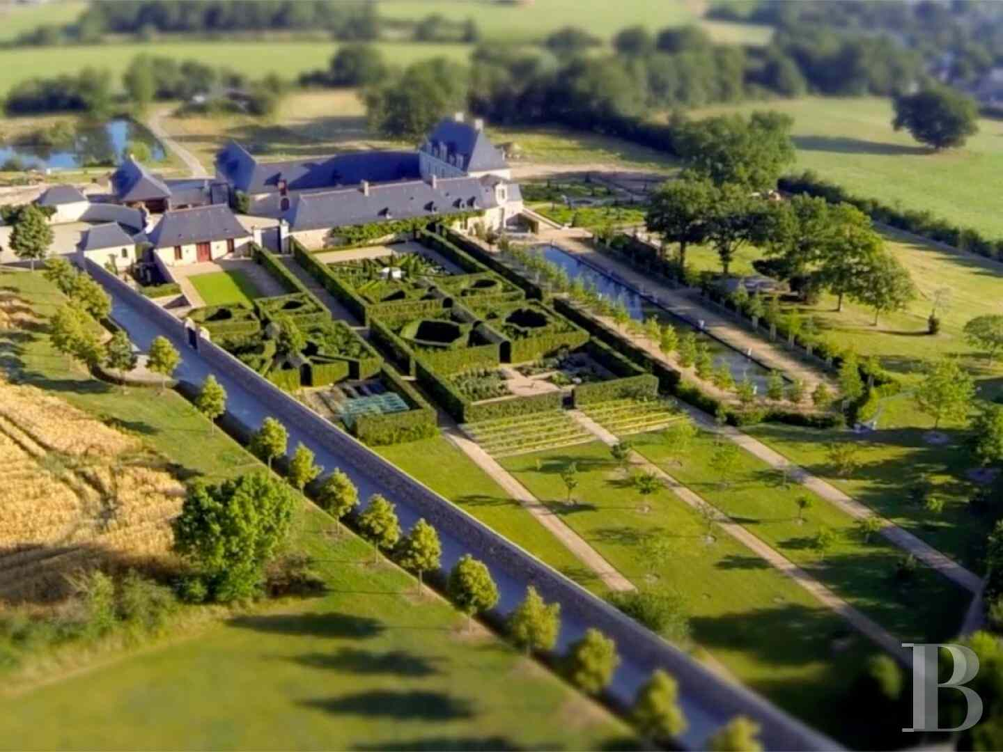 France mansions for sale pays de loire manors historic - 3 zoom