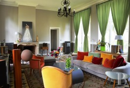 character properties France center val de loire residence vestiges - 11