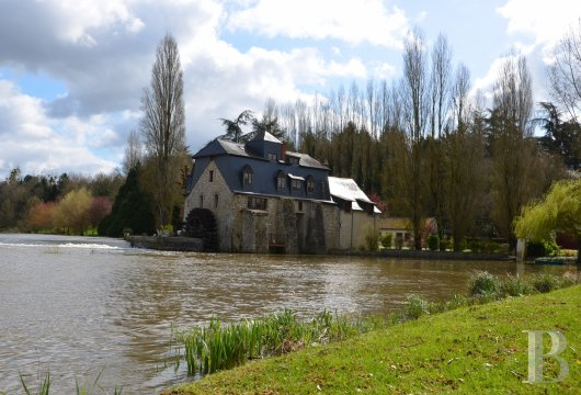 mills for sale France pays de loire 17th mill - 2