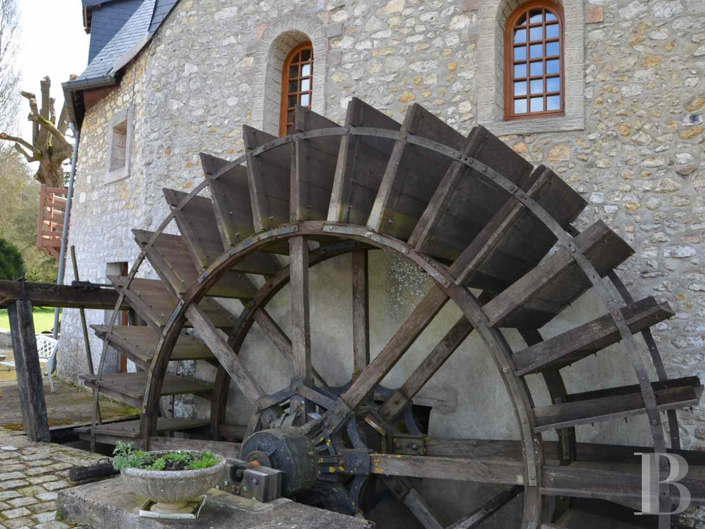 mills for sale France pays de loire 17th mill - 6 zoom