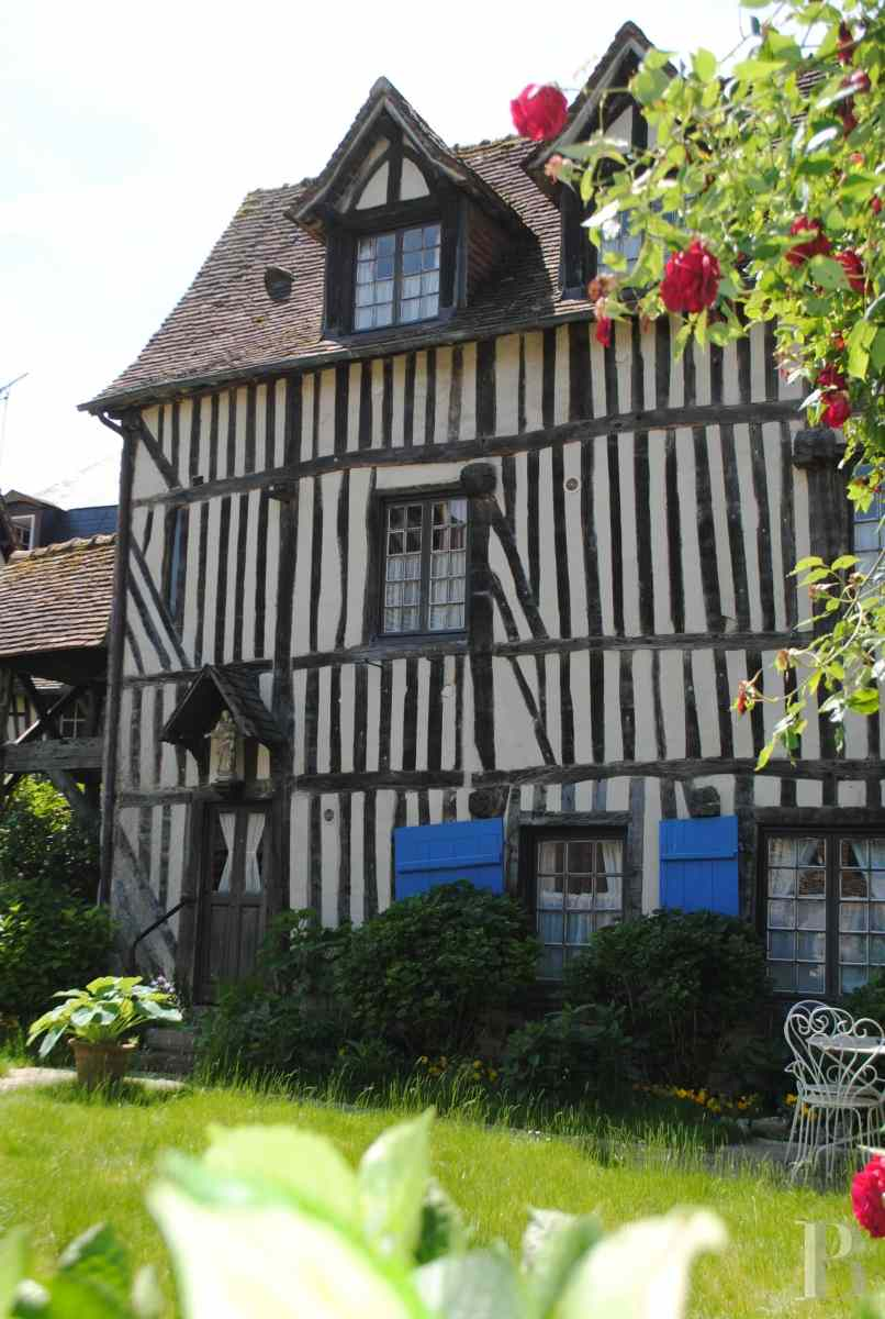 property for sale France upper normandy 17th century - 2 zoom