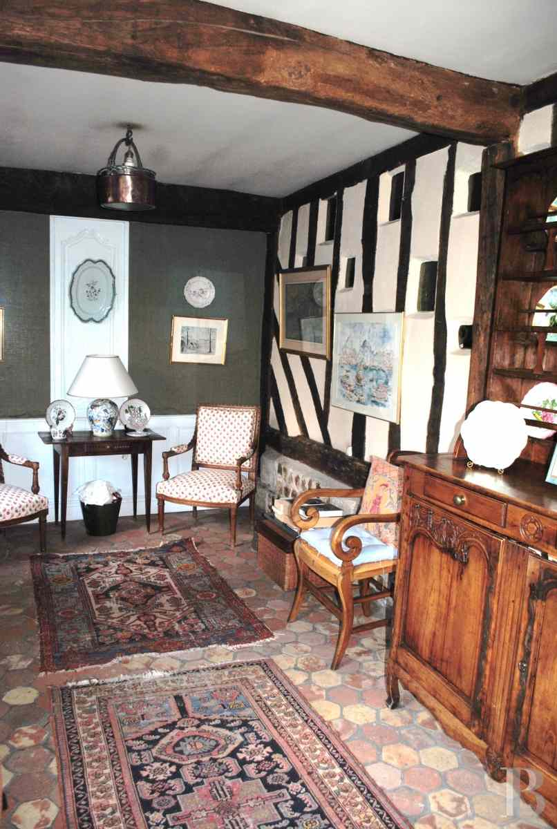 property for sale France upper normandy 17th century - 6 zoom