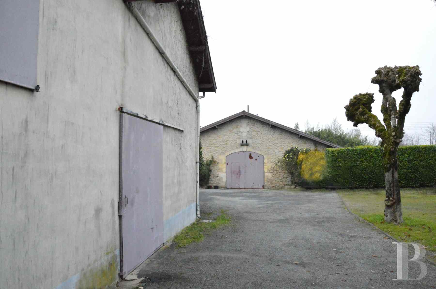 chateaux for sale France aquitaine graves appellation - 4 zoom