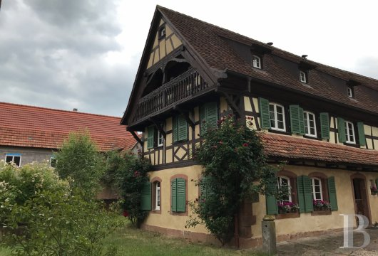 character properties France alsace   - 2