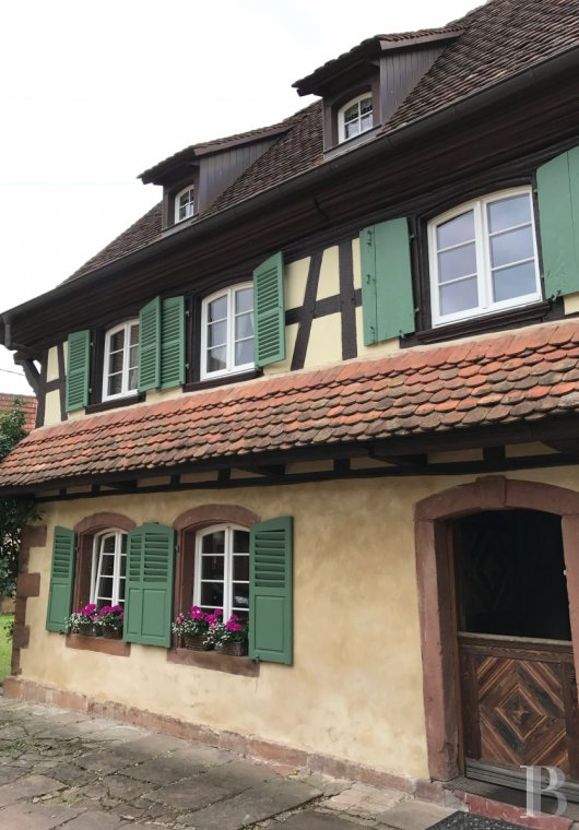 character properties France alsace   - 9