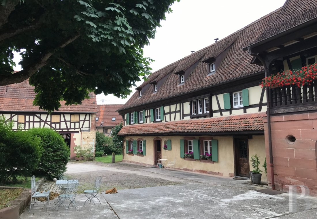 character properties France alsace   - 5