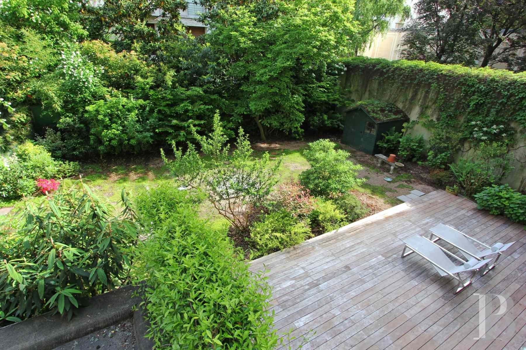 appartments for sale ile de france neuilly garden - 1 zoom