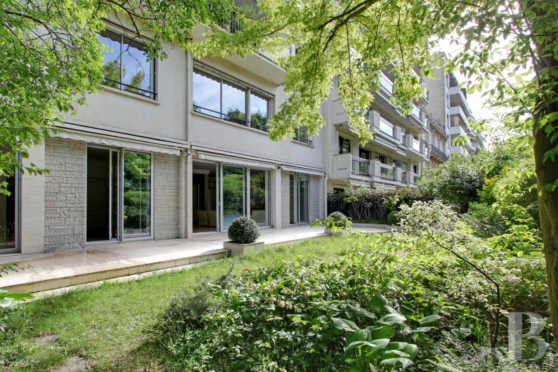 appartments for sale ile de france neuilly garden - 9 zoom