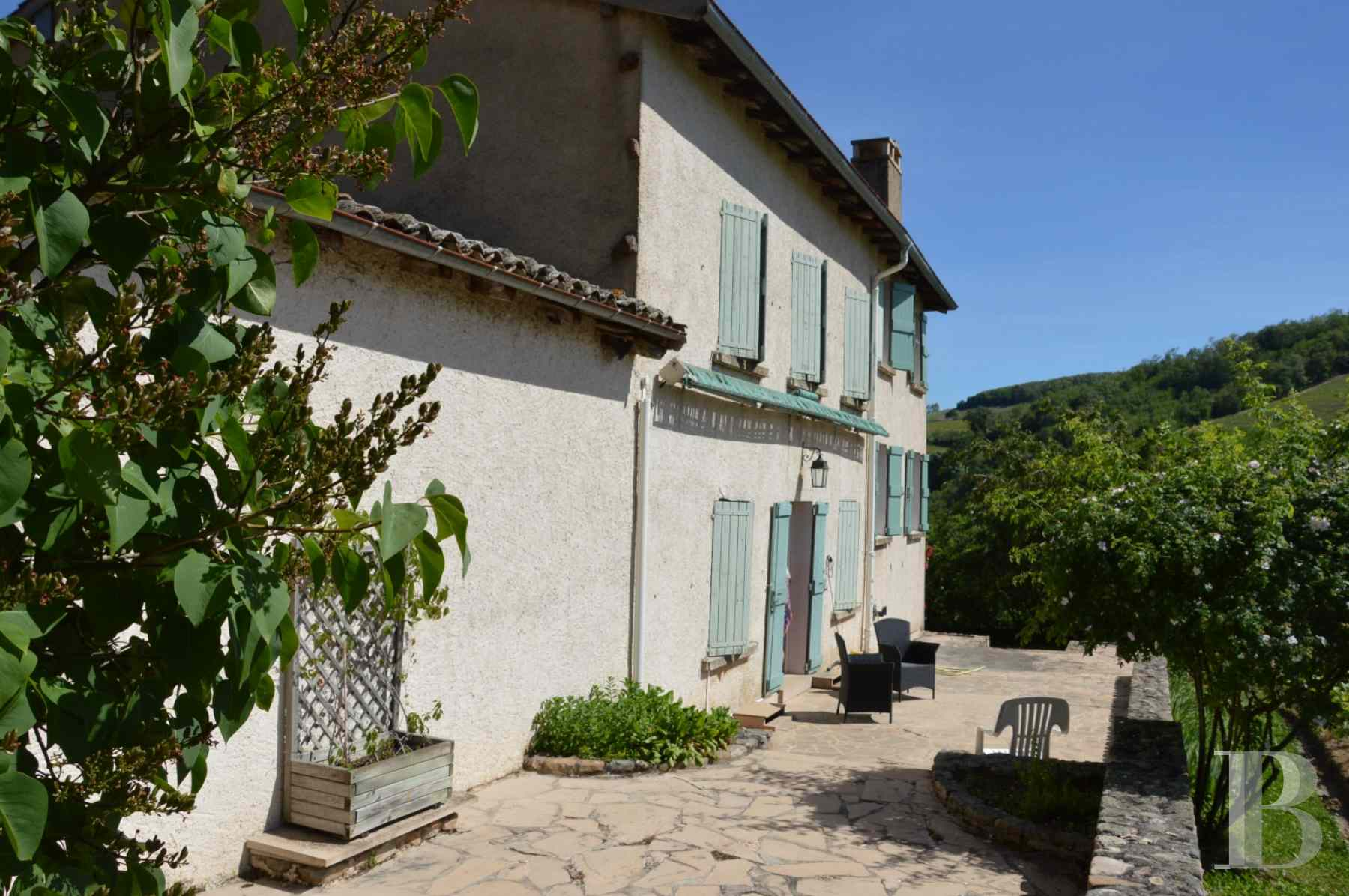 character properties France rhones alps vines beaujolais - 4 zoom