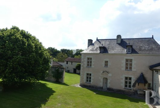 property for sale France poitou charentes residences historic - 3