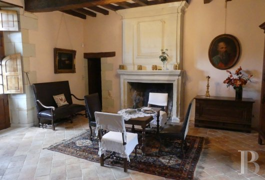 property for sale France poitou charentes residences historic - 8