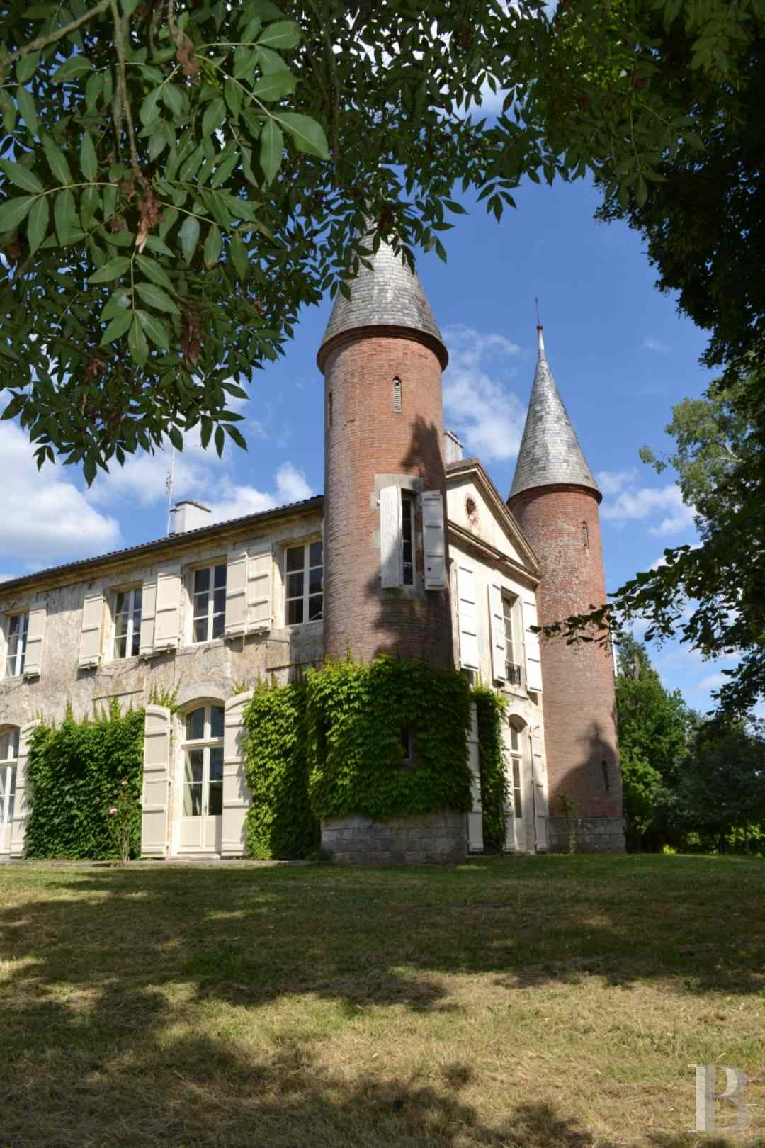 chateaux for sale France aquitaine agen 18th - 4 zoom