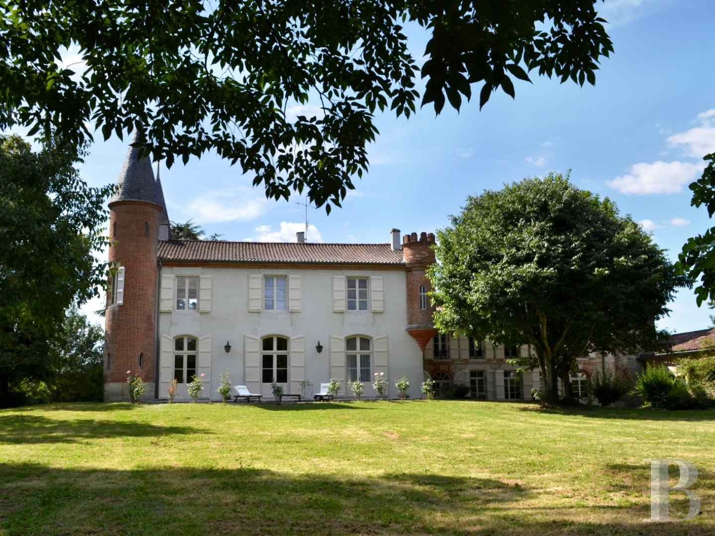 chateaux for sale France aquitaine agen 18th - 3 zoom