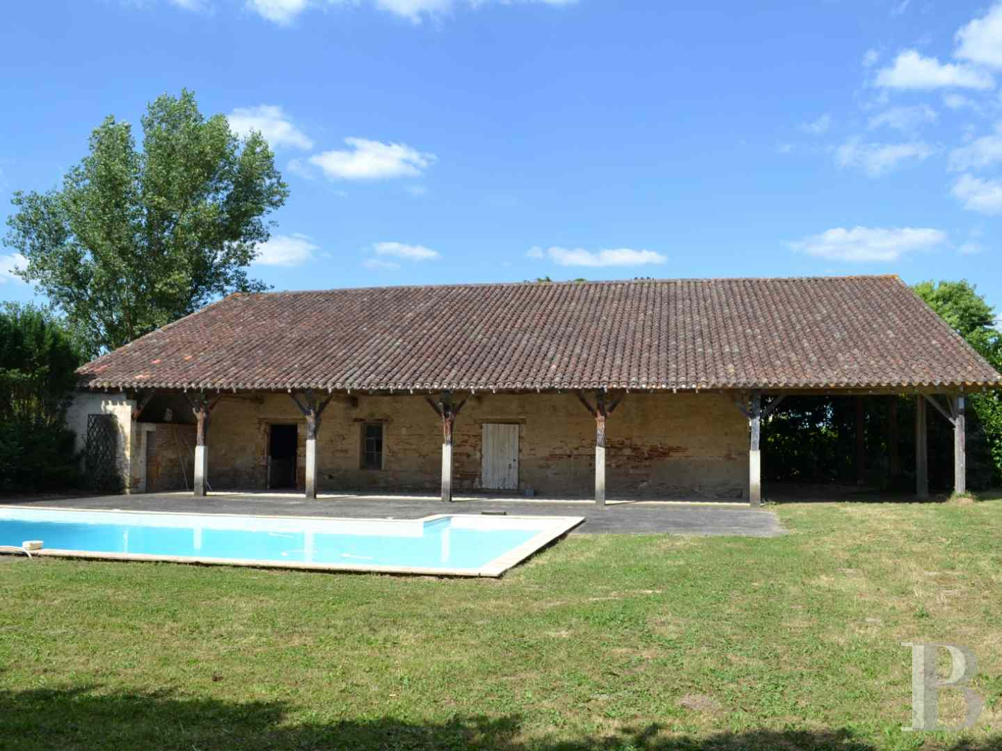 chateaux for sale France aquitaine agen 18th - 17 zoom