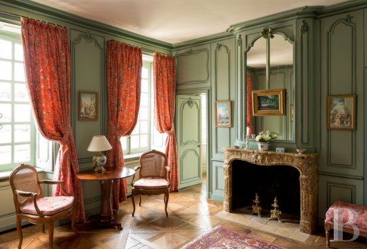 fAn 18th century chateau offering luxurious stays at the tip of Cotentin - photo n°15